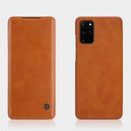 Чехол Nillkin Qin Leather Case для Samsung Galaxy S20 Plus SM-G985 Brown (коричневый)