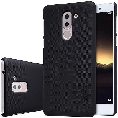 Накладка Nillkin Frosted Shield пластиковая для Huawei Honor 6X (Mate 9 lite/GR5 2017) Black (черная)