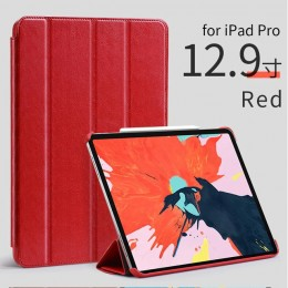 "Чехол HOCO Crystal Leather case для iPad Pro 12.9"" (2018) Red (красный)"
