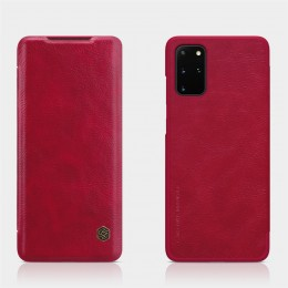 Чехол Nillkin Qin Leather Case для Samsung Galaxy S20 Plus SM-G985 Red (красный)