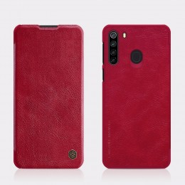 Чехол Nillkin Qin Leather Case для Samsung Galaxy A21 (2020) SM-A215 Red (красный)