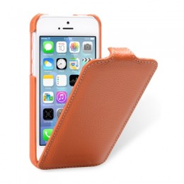 Чехол Melkco для iPhone 5C Orange