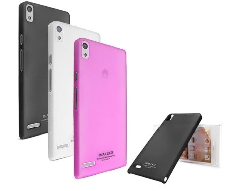 Накладка оригинальная для Huawei Ascend P6 White