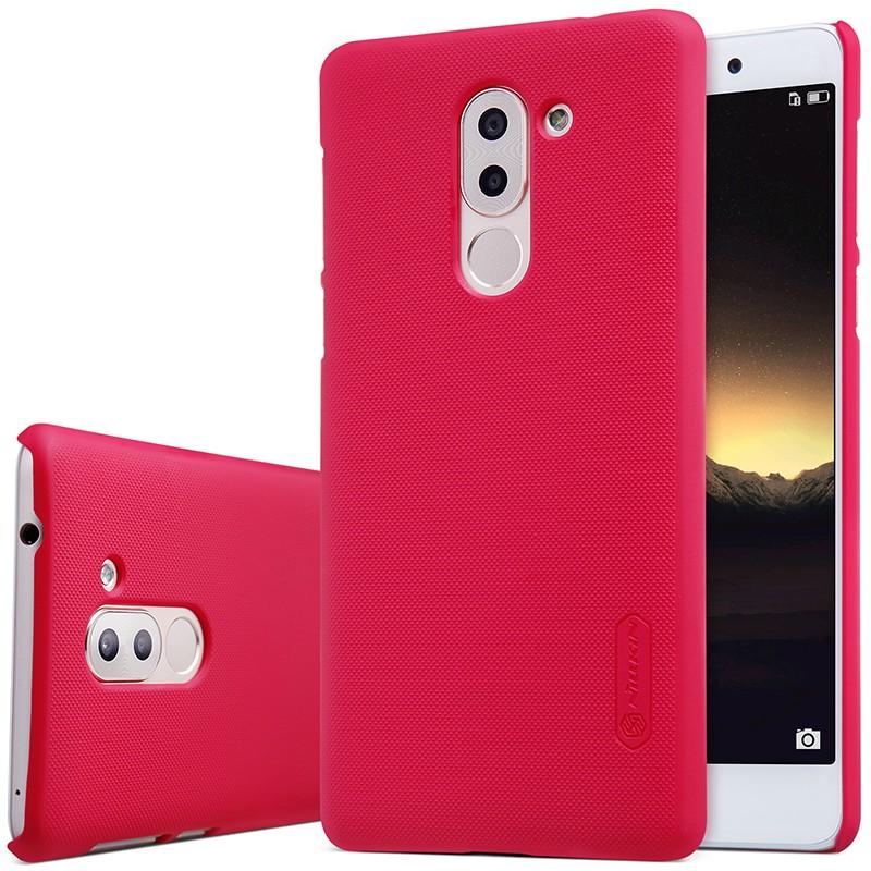Накладка Nillkin Frosted Shield пластиковая для Huawei Honor 6X (Mate 9 lite/GR5 2017) Red (красная)