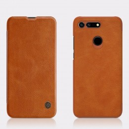 Чехол Nillkin Qin Leather Case для Huawei Honor View 20 Brown (коричневый)
