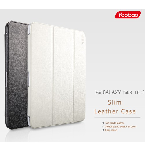 Чехол Yoobao Slim Case для Samsung Galaxy Tab3 10.1 P5200/5210/5220 White