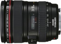 Объектив Canon EF 24-105 F4L IS USM