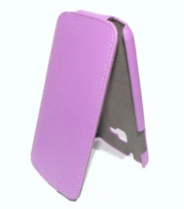 Чехол для Samsung Galaxy S3 mini i8190 фиолетовый