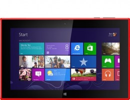 Планшет Nokia Lumia 2520 Red