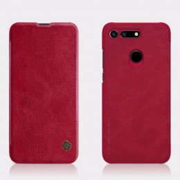 Чехол Nillkin Qin Leather Case для Huawei Honor View 20 Red (красный)