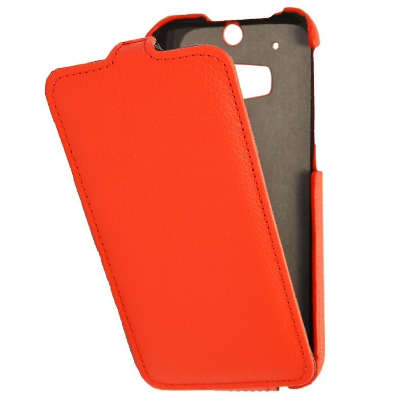 Чехол для HTC One M8 красный