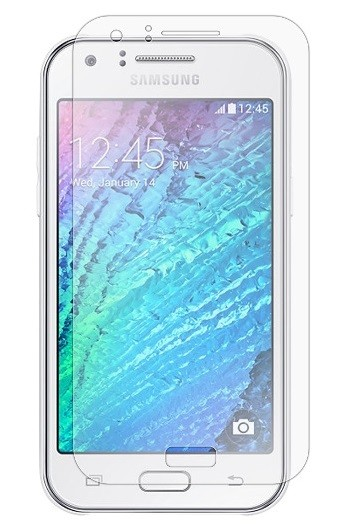 Пленка защитная для Samsung Galaxy J1 (2016) SM-J120 глянцевая