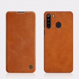 Чехол Nillkin Qin Leather Case для Samsung Galaxy A21 (2020) SM-A215 Brown (коричневый)