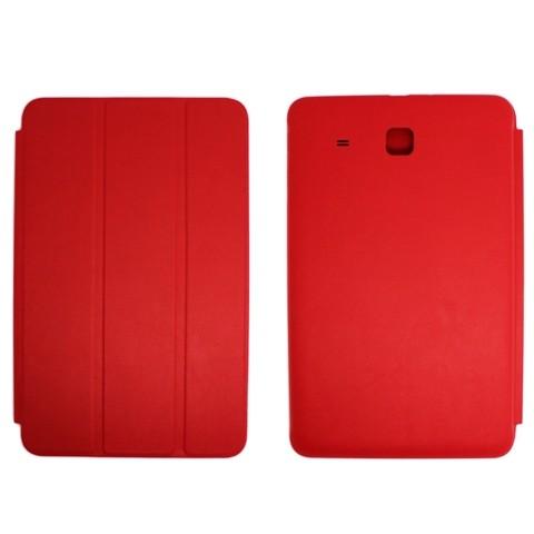 Чехол Smart Case для Samsung Galaxy Tab E 9.6 T560/T561 красный
