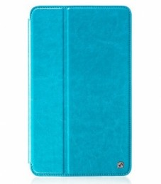 Чехол HOCO Crystal series Leather Case для Samsung Galaxy Tab Pro 8.4 T325/320 голубой