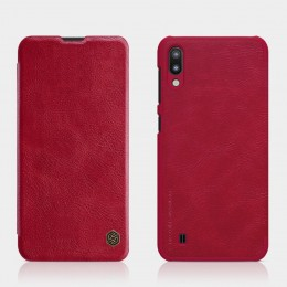 Чехол Nillkin Qin Leather Case для Samsung Galaxy M10 SM-M105 Red (красный)