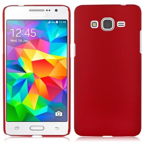 Накладка пластиковая для Samsung Galaxy Grand Prime G530 красная