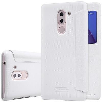 Чехол Nillkin Sparkle Series для Huawei Honor 6X (Mate 9 lite/GR5 2017) White (белый)