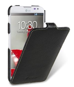 Чехол Melkco для LG Optimus G Pro Black