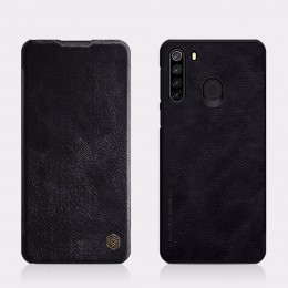 Чехол Nillkin Qin Leather Case для Samsung Galaxy A21 (2020) SM-A215 Black (черный)