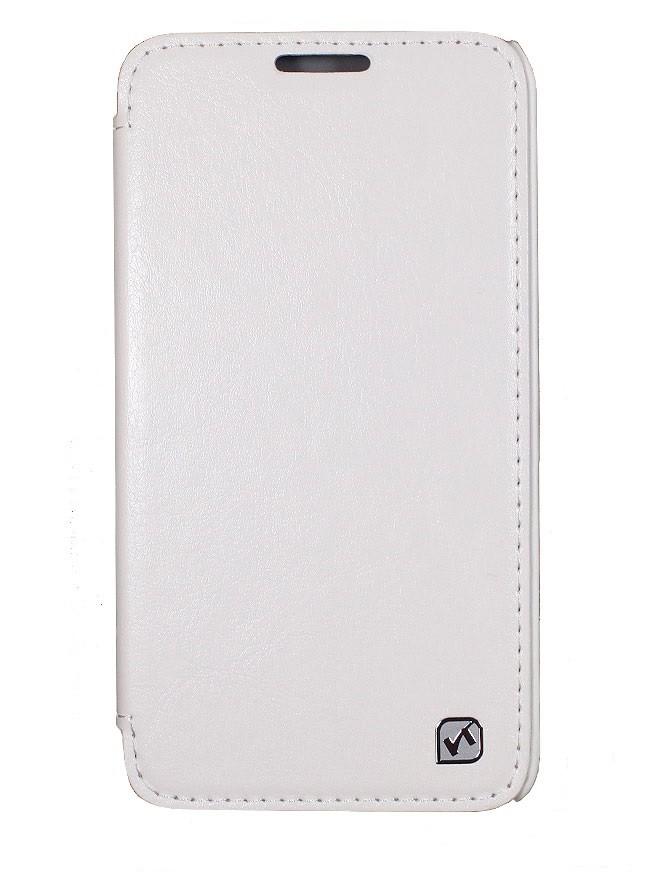 Чехол HOCO Crystal Leather Case для LG Optimus G2 D802 White (белый)
