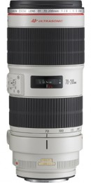 Объектив Canon EF 70-200L F2,8 IS II USM