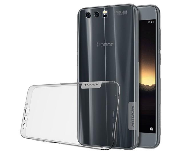 Накладка Nillkin Nature TPU Case силиконовая для Huawei Honor 9 прозрачно-черная