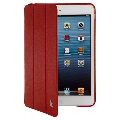 Чехол Jisoncase Executive для iPad mini красный