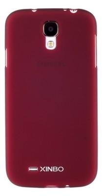 Накладка супертонкая XINBO для Samsung Galaxy S4 i9500 бордовая