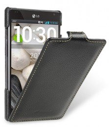 Чехол Melkco для LG Optimus G Black