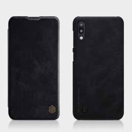Чехол Nillkin Qin Leather Case для Samsung Galaxy M10 SM-M105 Black (черный)
