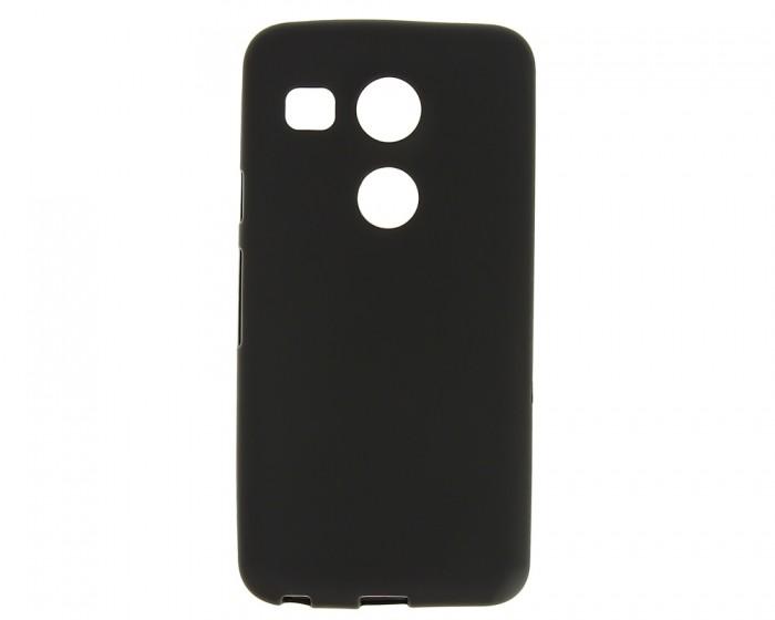 Накладка силиконовая для LG Nexus 5X черная