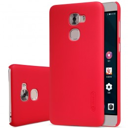 Накладка Nillkin Frosted Shield пластиковая для LeEco Le Pro 3 Red (красная)