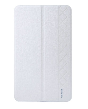Чехол Usams Starry Sky Series для Samsung Galaxy Tab Pro 8.4 T325/320 белый