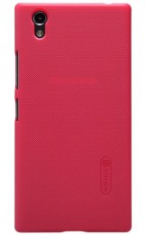 Накладка Nillkin Frosted Shield пластиковая для Lenovo P70 Red (красная)
