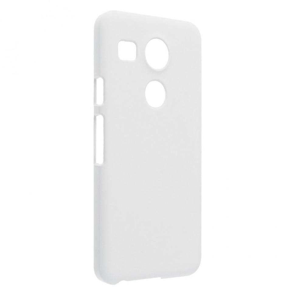 Накладка пластиковая для LG Nexus 5X белая