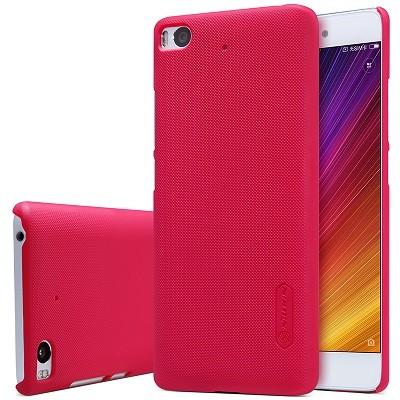 "Накладка Nillkin Frosted Shield пластиковая для Xiaomi Mi5S (5.15"") Red (красная)"