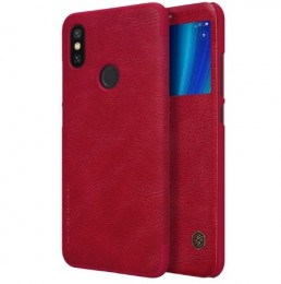 Чехол Nillkin Qin Leather Case для Xiaomi Mi6X / MiA2 Red (красный)