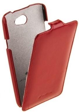 Чехол Melkco для HTC Desire V Red