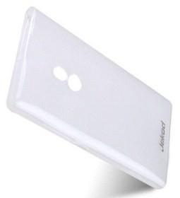 Накладка Jekod силиконовая для Nokia Lumia 900 белая