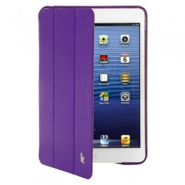 Чехол Jisoncase Executive для iPad mini фиолетовый