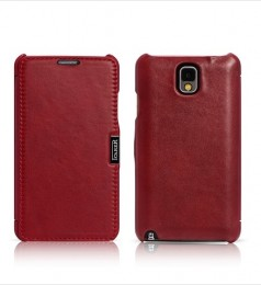Чехол iCarer для Samsung Galaxy Note3 N900/9005 Red