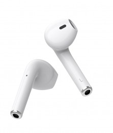 Беспроводная гарнитура HOCO ES20 Original Series Apple Wireless Bluetooth Headset TWS (белая)
