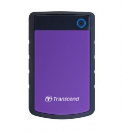 Жесткий диск TRANSCEND StoreJet 25H3 2Tb Purple Black