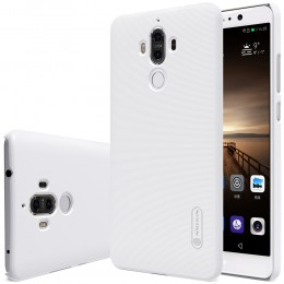 Накладка Nillkin Frosted Shield пластиковая для Huawei Ascend Mate 9 White (белая)