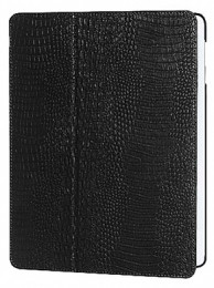Чехол Borofone Crocodile pattern для iPad 4/ iPad 3/ iPad 2 Black