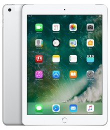 Планшет Apple iPad 128Gb Wi-Fi + Cellular Silver (2017)