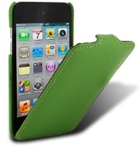 Чехол Melkco для iPod Touch 4 Green