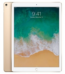 Планшет Apple iPad Pro 12.9 (2017) 256Gb Wi-Fi + Cellular Gold