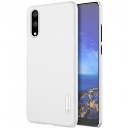 Накладка Nillkin Frosted Shield пластиковая для Huawei P20 White (белая)